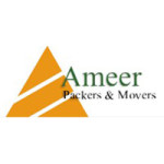 AMEER Packers and Movers Logo